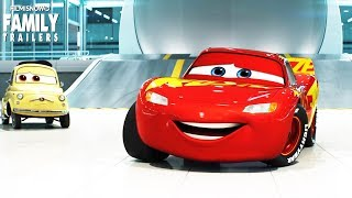 CARS 3 | Coolest ALL Clips & Trailer Compilation for Disney Pixar animation