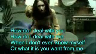 Jennifer Love Hewitt   How do I deal office video + lyrics