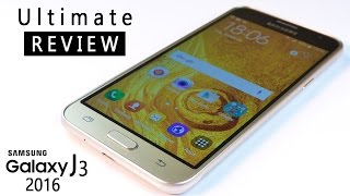 Samsung GALAXY J3 2016 Ultimate REVIEW, Tips & Tricks! (After 30days)