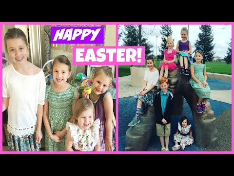 THE WEISS LIFE EASTER SPECIAL FAMILY VLOG