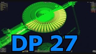 Lets Play World of Guns: Gun Disassembly 82 - Degtyaryov Machine Gun DP 27