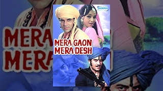 Mera Gaon Mera Desh - Hindi Full Movie - Dharmendra, Vinod Khanna, Asha Parekh - Popular Movie