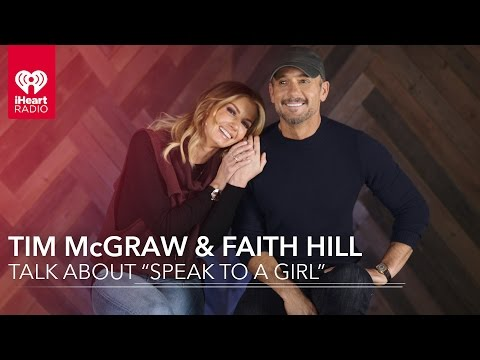 Tim McGraw and Faith Hill on