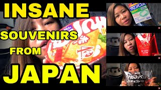 WHAT PASALUBONG to BUY in TOKYO JAPAN? Pasalubong Haul