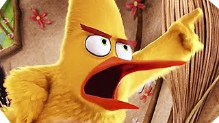 THE ANGRY BIRDS - Movie CLIP # 1 (2016)