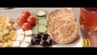 Aybike Turan - McDonalds Reklamı
