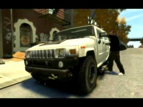 GTA4 The Great Escape Part 1