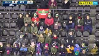 Hungary - Italy 6:2