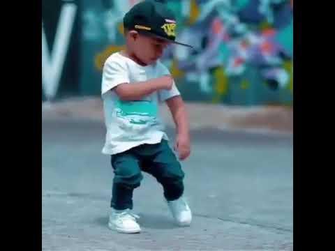 Hip Hop dance small boy