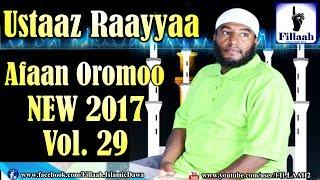 Raayyaa Abbaa Maccaa | Afaan Oromo NEW 2017 Vol. 29