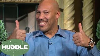 Should We Start IGNORING LaVar Ball?? -The Huddle