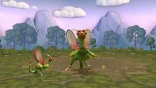 Spore Creature - Flygon (Pokemon)