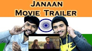 Indian reaction on Janaan Official Trailer | Swaggy d