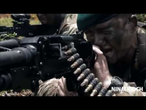 Royal Marines Commando // It's A State of Mind