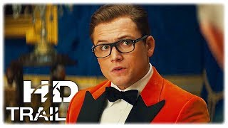 KINGSMAN 2 THE GOLDEN CIRCLE Dinner Funny Movie Clip + Trailer NEW (2017) Taron Egerton Movie HD