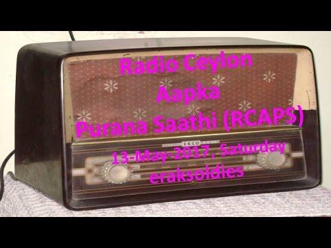 Radio Ceylon 13-05-2017~Saturday Morning~01 Excerpts from Celebrations of International Vaisakh Poya