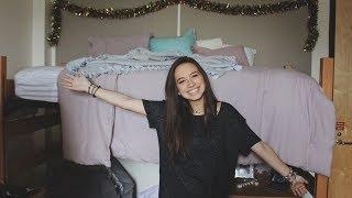 College Dorm Tour!!