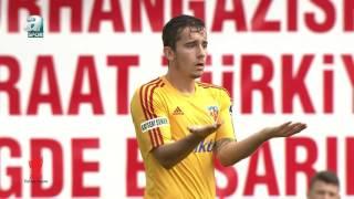 Orhangazispor 2-3 Kayserispor | Ziraat Türkiye Kupası 2.Tur Maçı-Özet (20.09.2016)