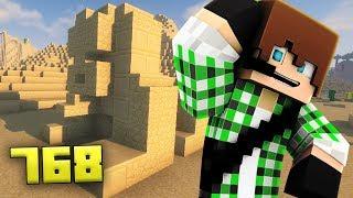 Minecraft ITA - #768 - LA SFINGE NEL DESERTO