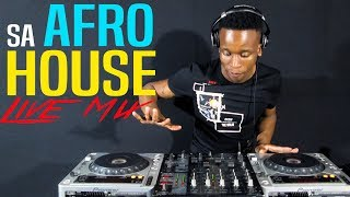 40 MINUTES AFRO HOUSE LIVE MIX 31 AUGUST 2018 BY ROMEO MAKOTA