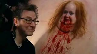 Slither movie FX/Special effects clip -- part 1 of 2