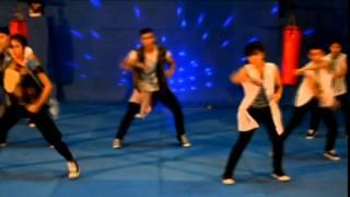 BTS - Danger Taekwondo ver. Cover K-Tigers From TKD UD Thailand