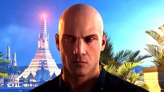 HITMAN: PATIENT ZERO DLC All Cutscenes (Game Movie) 1080p HD
