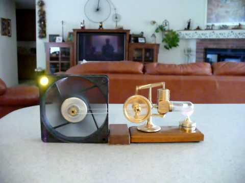 Hog Stirling & Ultra Efficient Generator