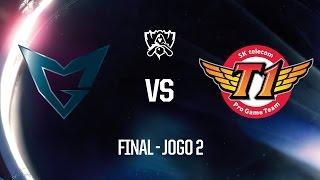 SSG x SKT (Final - Jogo 2) Mundial 2016
