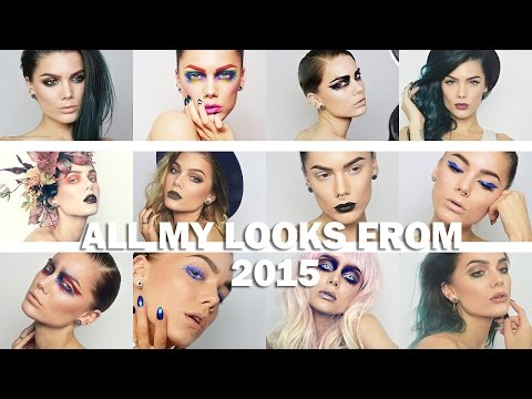 All My Looks From 2015 | Linda Hallberg