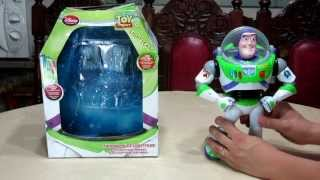 Disney Store Buzz Lightyear Talking Action Figure - 12'' Overview