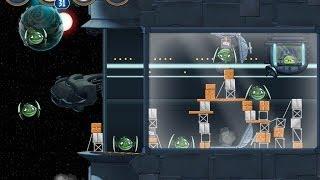 Angry Birds Star Wars 2 Level B3-20 Battle of Naboo 3-Star Walkthrough