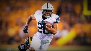 Saquon Barkley Career College Highlights || #2 Pick NFL Draft
