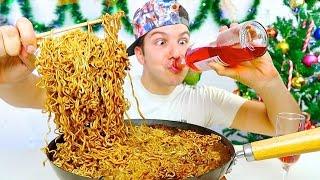 Drunk • Black Bean Noodle 짜장면 • MUKBANG