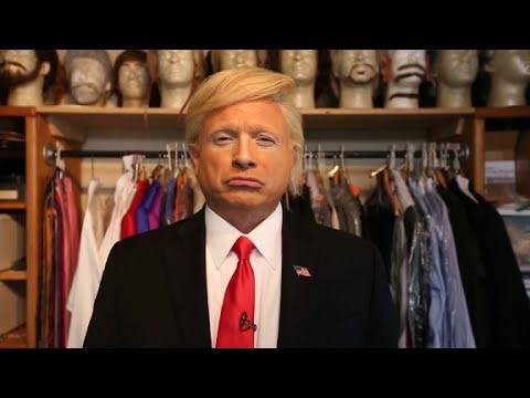 Meet the highest paid Trump impersonator