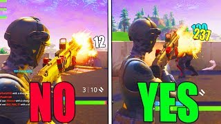 HOW TO DO MORE DAMAGE FORTNITE TIPS AND TRICKS! HOW TO GET BETTER AT FORTNITE PRO SHOTGUN TIPS!
