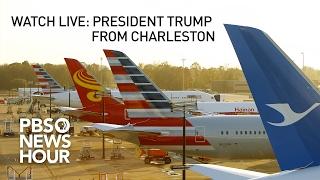 Watch Live: President Trump talks jobs from Boeing