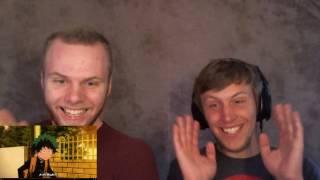 SOS Bros React - My Hero Academia Episode 2 - The True Sign of a Hero!