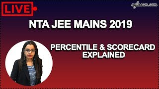 NTA JEE Mains 2019   Normalization Process Explained [LIVE]