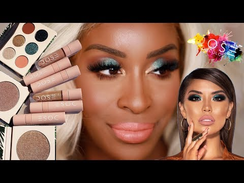 Is She Chocolate Girl Friendly? GRWM Iluvsarahii x Dose of Colors | Jackie Aina