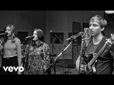 George Ezra - Saviour (Live At Abbey Road Studios) ft. First Aid Kit