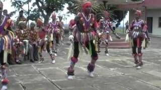 Ojianyalere Dance Group (male & female dancers) Amasiri, Ebonyi State, Nigeria