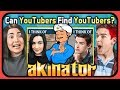 YouTubers Try To Find Themselves In Akinator (Safiya Nygaard, MatPat) | React: Gaming