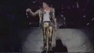 Michael Jackson poppin' show