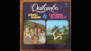 Jongo Asam,  Capoeira De Angola Int. Julio Cesar Fiqueiro  /  Quilombo / 1973
