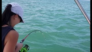 Four Fishing Trips with Mrs C LifeStyle S6Ep10 ONZZ Fishing SIngapore
