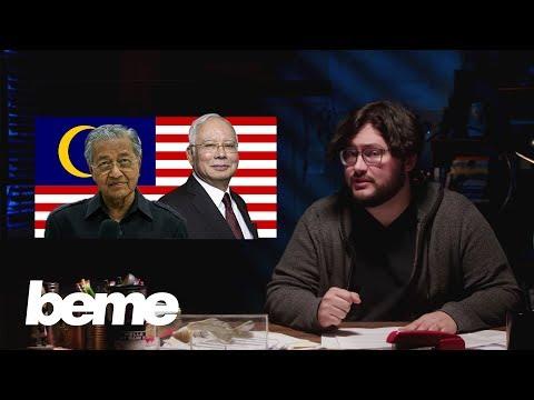 Malaysian politics are stranger than fiction