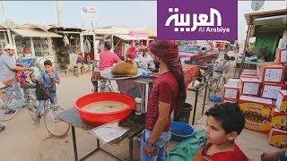 رمضان في الزعتري