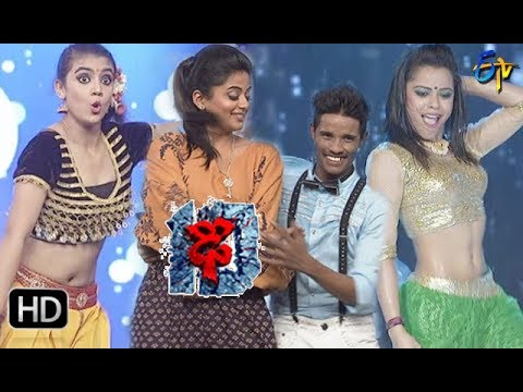 Xxx Mp4 Dhee 10 22nd November 2017 Full Episode ETV Telugu 3gp Sex