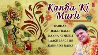 KANHA KI MURLI KRISHNA BHAJANS BY PANKAJ RAJ I AUDIO JUKEBOX